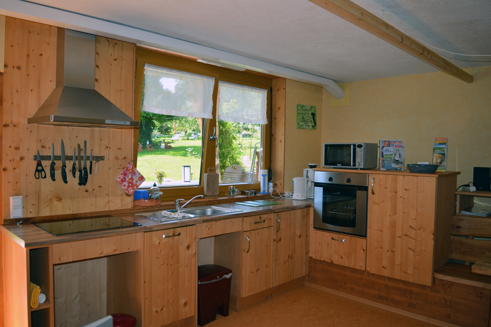 Igelwiese Küche