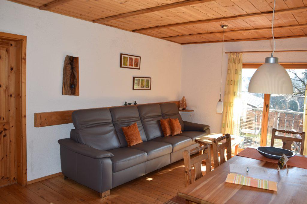 Wohnzimmer Schneckenhaus
